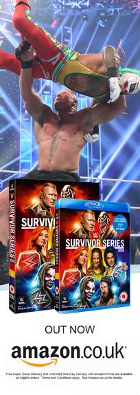 WWE DVD UK FremantleMedia
