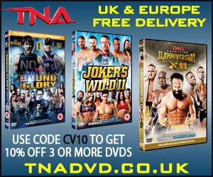 TNA DVD UK