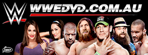 WWE DVD Australia